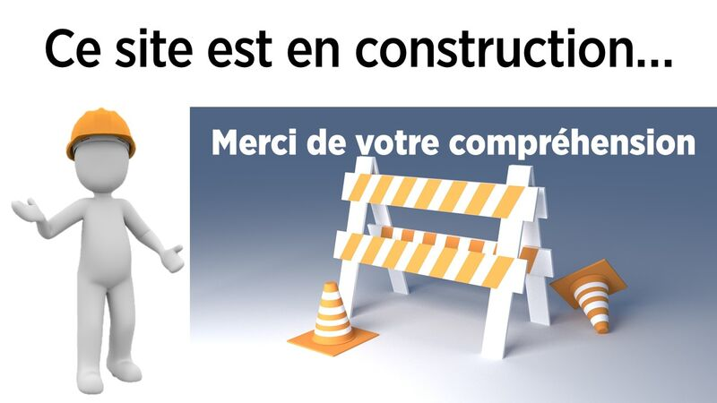 Site web en construction...